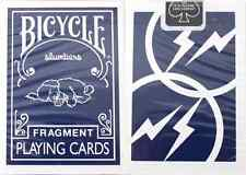 Bicycle Fragment Playing Cards - Limited Edition - SEALED