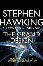 The Grand Design by Leonard Mlodinow, Stephen Hawking (Hardback, 2010)