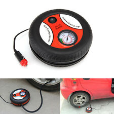 Mini Portable Electric Air Compressor Pump Car Tyre Tire Inflator 12V 260PSI