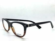 Prada VPR 05R TKA-1O1 Black/ Tortoise Authentic Eyeglases531mm 17mm 140mm w/Case