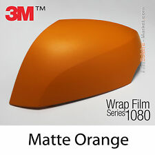 10x20cm FILM Matte Orange 3M 1080 M54 Vinyle COVERING New Series Car Wrapping