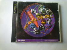 THE WORLDS OF ... PHILIPS CD-I COMPLET