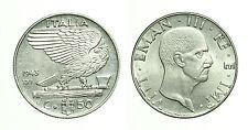 pcc1707) Vittorio Emanuele III (1900-1943) 50 centesimi 1943 Impero
