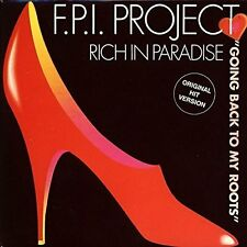 FPI Project Rich in paradise (1989, #zyx6256) [Maxi-CD]