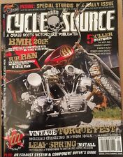 Cycle Source A Grass Roots Motorcycle Publication September 2015 FREE SHIPPING!