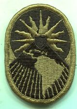 U.S. Army Southern Command Multicam Patch