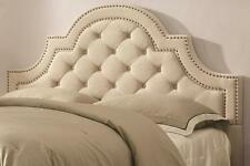 Ojai Upholstered Queen/Full Headboard with Button Tufting by Coaster 300442QF
