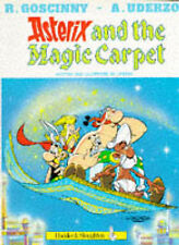 Asterix and the Magic Carpet by Goscinny, Uderzo (Paperback, 1989)