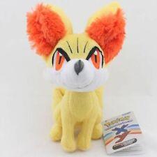 Cute Pokemon Fennekin Plush Doll Figure Toy Stuffed 8 Inch Xmas Gift