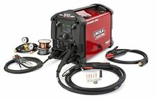 Lincoln Power Mig 210MP Multi-Process MIG & STICK Welder K3963-1