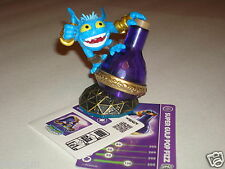 SUPER GULP POP FIZZ -Skylanders SWAP FORCE loose figure w/ CARD & CODE