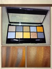 MUA MAKEUP ACADEMY GOING FOR GOLD EYESHADOW PALETTE 9.6G