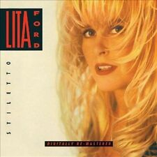 Stiletto [Slipcase] by Lita Ford (CD, Oct-2010, Beat Goes On)
