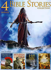 Bible Story Collection: 4 Movies, Vol. 2 (DVD, 2013)