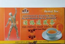 Royal King ARTHRITIS BUSTER- herbal tea (20 tea bag net 1.41 oz ) box