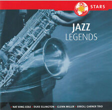 Compilation ‎CD World Stars: Jazz Legends - Europe