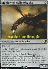 Stählerner Höllendrache (Steel Hellkite) Commander 2014 Magic