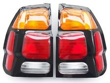 MITSUBISHI PAJERO SHOGUN SPORT OR CHALLENGER rear tail yelow lights 2000-2008