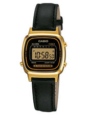 CASIO Damen Digitaluhr LA670WEGL-1EF