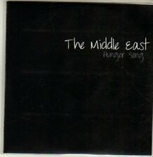 (BR611) The Middle East, Hunger Song - DJ CD