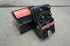 Vintage Pearl DS-06 Distortion Effects Pedal w/Box