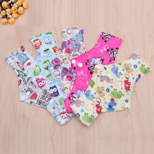 Charcoal Bamboo Menstrual Mama Pads Cloth Reusable Sanitary Maternity Colorful