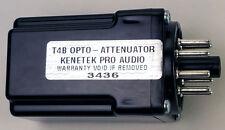 Kenetek T4B Opto-Attenuator for UA Universal Audio, Urei, Teletronix LA-2A LA-3A