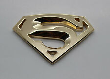Car Auto Logo 3D Metal stickers Emblem Badge Decals Superman