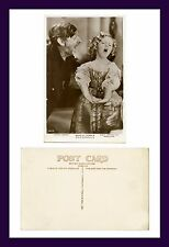 CINEMA SHIRLEY TEMPLE & SLIM SUMMERVILLE IN CAPTAIN JANUARY 1936 REAL PHOTO