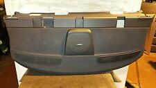 2005 MAZDA 6 REAR DECK W/ BOSE SPEAKER COVER - BLACK