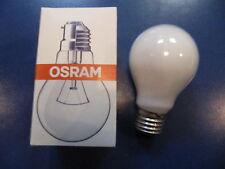 OSRAM Glühlampe E27 25W 240V SOFT WHITE OPAL SOFTONE SILICA T60 WEIß GLÜHBIRNE