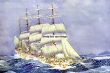 rp14193 - Sailing Ship - Herzogin Cecilie - photo 6x4