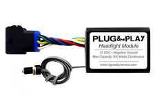 Signal Dynamics  Plug & Play™ Headlight Module with Dual H4 Harness