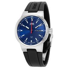 Oris Williams F1 Stainless Steel Mens Watch 01 735 7716 4155-07 4 24 50