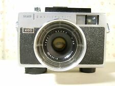 Vintage Sears Easi-Load FC 600/ Rikenon F:2.8/ 40mm Lens 35mm Film Camera #70891