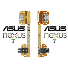 ASUS Google Nexus 7 1st Gen ME370T Ricarica Charge Porta Connettore earphone flex