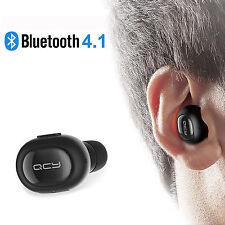 Mini Wireless Bluetooth Headset Headphone Earbud Earphone For Samsung S7 LG V10