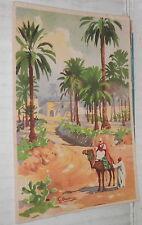 OASI DI TRIPOLI Vecchia foto cartolina fotografia SERGIO BONELLI LIBIA 1939 DI