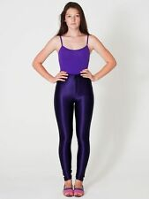 American Apparel High Waist Disco Pants-Sz M-BNWOT- Imperial Purple