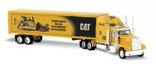 *NEW* Norscot 55169 Caterpillar Cat Attitude Mural Truck 1:50 Die-Cast Model