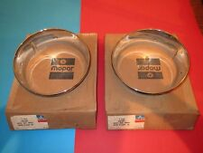 Mopar 1975 1976 1977 Dodge charger, Chrysler Cordoba, head light bezel. NOS.