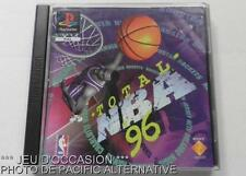 COMPLET: Jeu TOTAL NBA 96 pour playstation 1 ps1 ps one game 1996 basket sport