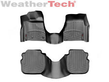 WeatherTech® FloorLiner for Lincoln Town Car - Over-The-Hump - 1998-2011 - Black