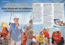 Interruzione di giornale Residuo della potatura meccanica 2012 Marion Cotillard/