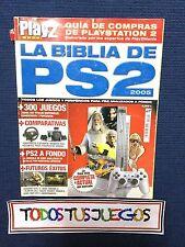 Revista Play Mania 2 La Biblia De Ps2 Guia De Compra Playstation Ps2 Oficial