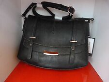 NEW NINE WEST BLACK SHOULDER OR GRAB  / HANDBAG / BAG .. MORE LISTED