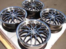 "17"" Effect Wheels Rims Chevrolet Cobalt HHR Malibu Saab 93 94 95 Saturn Astra"