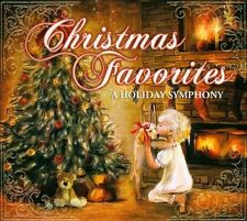 Christmas Favorites: A Holiday Symphony (CD, 2011, Sonoma) free shipping