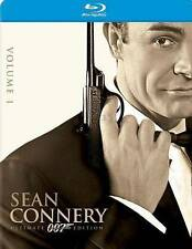007: The Sean Connery Collection - Vol 1 (Blu-ray Disc, 2013, 3-Disc Set)