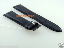 Jaeger LeCoultre Blue Navy Alligator Strap 22 mm New !